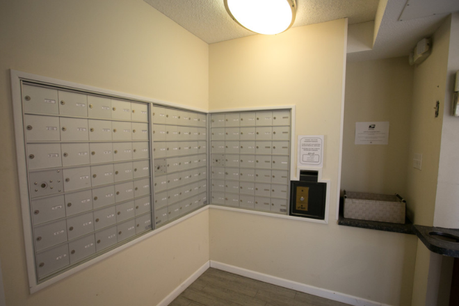 Mail Room - City Lofts Apartments