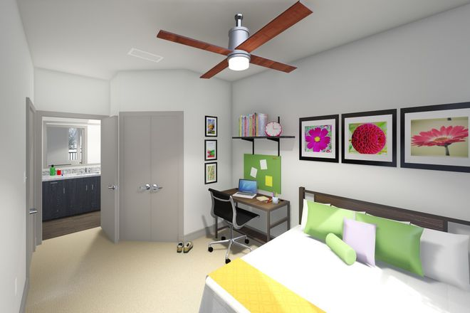 Bedroom Rendering