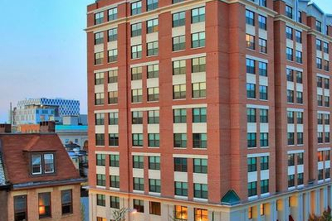Street View - HH Midtown - Luxury Student Apartments Steps Away from UB and JHU!