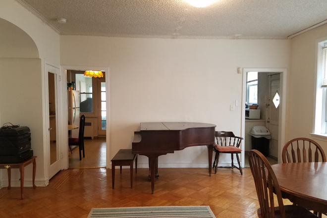 DINING ROOM - WOODBINE AVE HOUSE  TWO BLOCKS FROM CAMPUS Rental