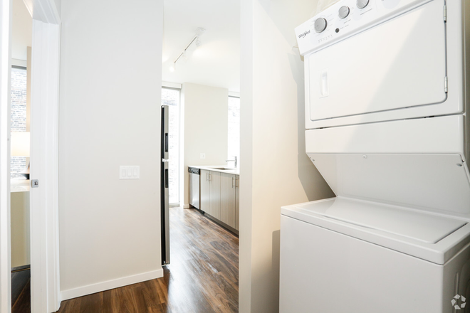 2 Bedroom - Laundry