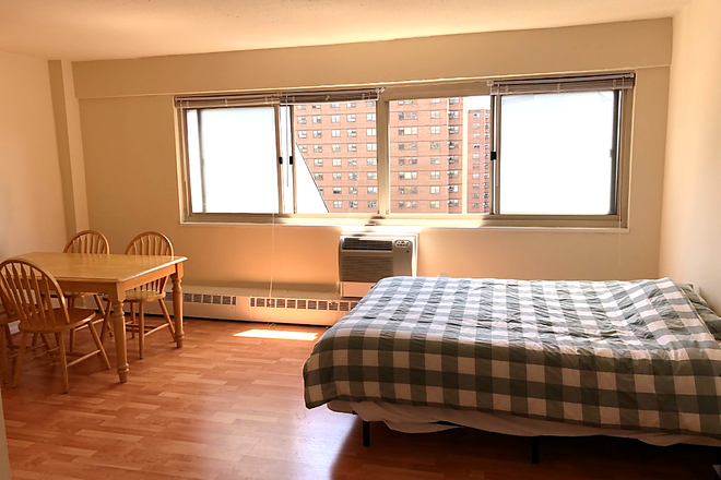 main - LOCATION! Large Sunny Riverview Studio near Rittenhouse Sq/University City (ALL UTILITIES INCLUDED) Condo