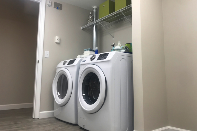 In Unit Laundry - Alpine Commons -  All Inclusive Studio, 2,3 & 4 Bedrooms! Join Our Waitlist for Summer/Fall 2021! Apartments