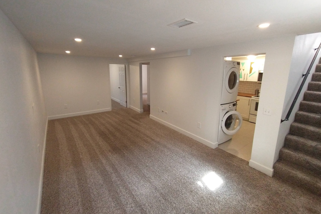 Main Living Space - Remodeled rental close to Anschutz & Downtown Denver