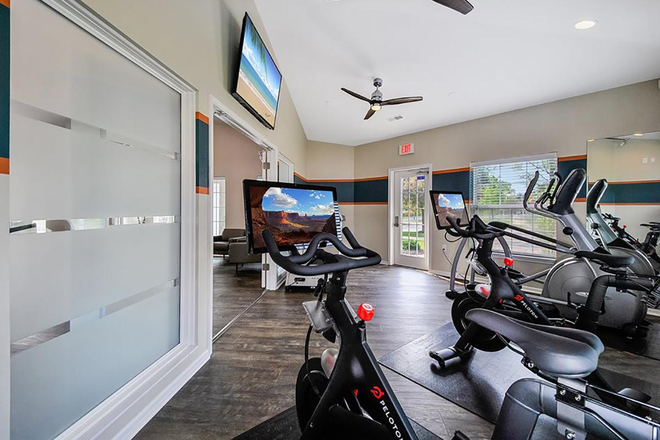 Fitness Center - Blvd West Apartments