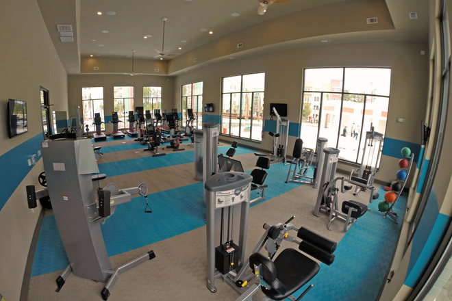 Gym - Progress910 (private bed/bathroom) OFFERING %50 1ST MONTHS RENT Apartments
