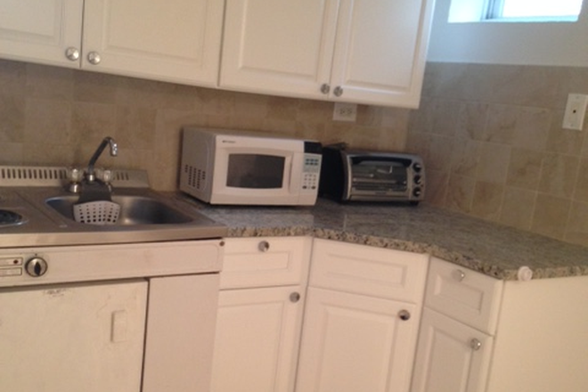 Kitchen - Studio Apartment, 1 Bath, kitchen, All utilities included, Walking Distance to TU and Towson Center.