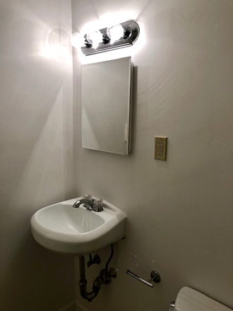 BATHROOM - CHECK THIS OUT! UNFURNISHED BACK BAY STUDIO AT 405 BEACON STREET AVAILABLE SEPTEMBER 1, 2021 Apartments