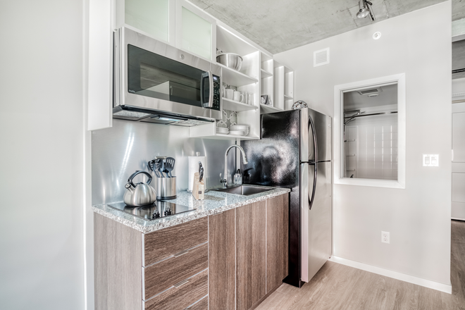 Convection oven microwave combo - Brand New Studios starting around $900 with the best amenities and 5 minute walk to St. Thomas Law Apartments