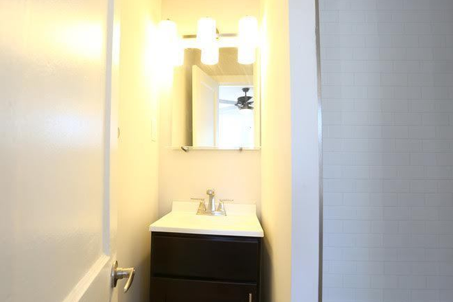 New Bathroom Finishes - Chester Plaza- Renovated Studio close to Campuses and Public Transit Apartments