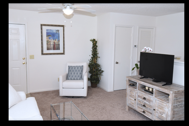 2BR - Living Room