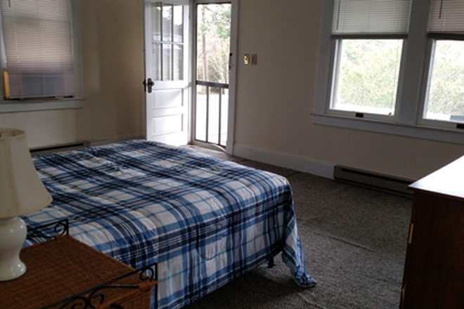 Bedroom /full porch balcony