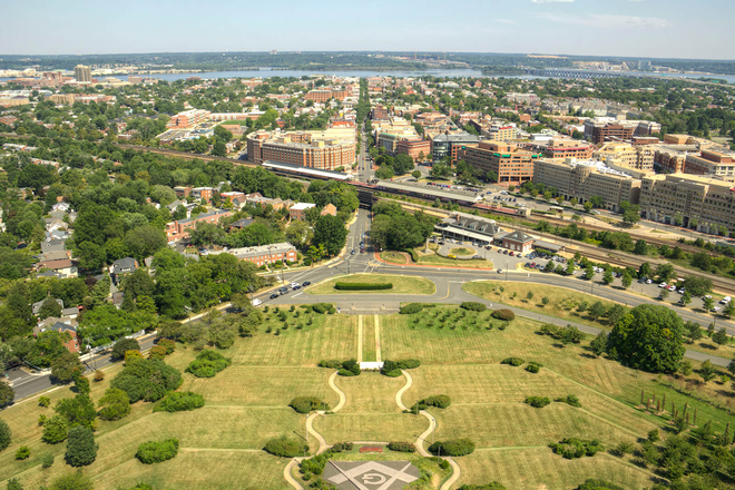 Our community is located 10 minutes from George Mason University