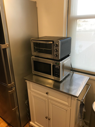 Kitchen - Beautiful, Large, Furnished Studio, Art Museum Area, Free Gym and Shuttle, 2601 Parkway Condominiums