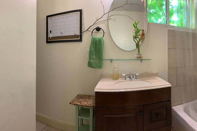 2nd floor bathroom - Furnished Home, Green Utilities ALL Included Townhome