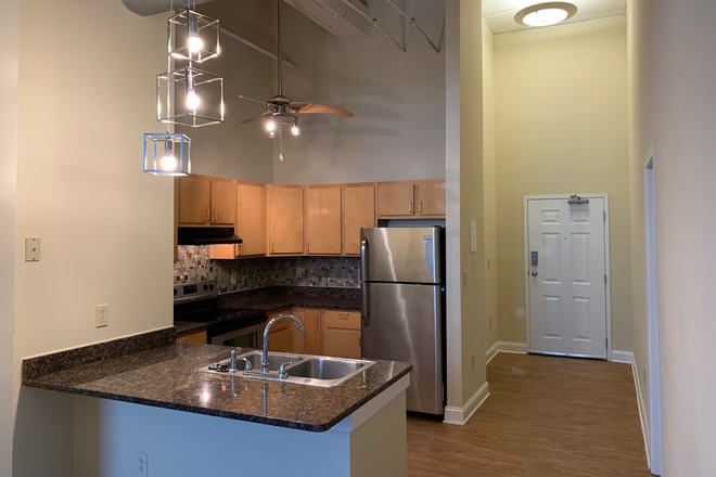 Kitchen - ODUrent Offers The Mill Flats! Apartments