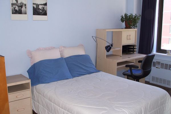 Your room - sunny & fully furnished, large desk, comfortable full-size bed