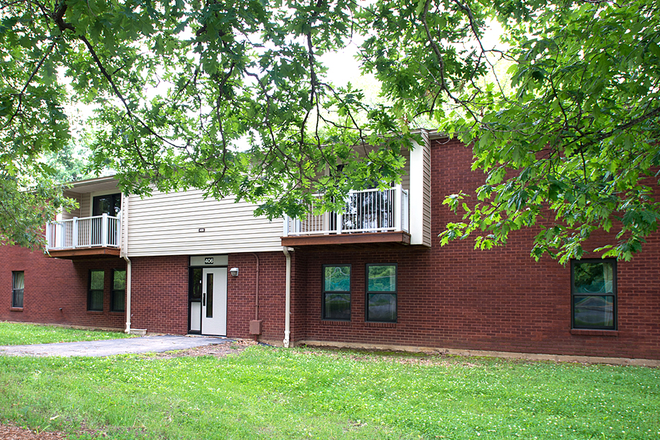 exterior - Cougar Village Apartments