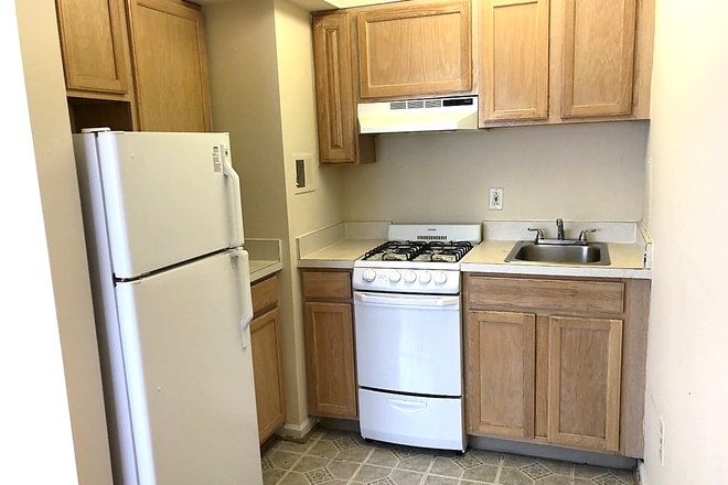 kitchen-view 2 - LOCATION! Large Sunny Riverview Studio near Rittenhouse Sq/University City (ALL UTILITIES INCLUDED) Condo