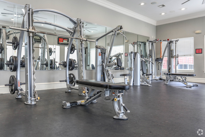 2 Fitness Centers