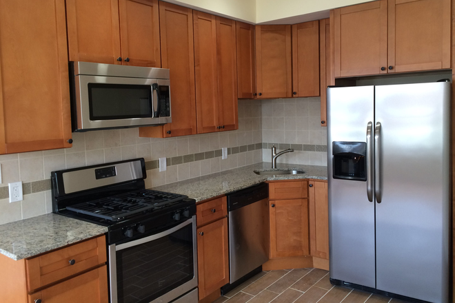 Kitchen - Room in a Brand new large 4br/2ba apt close to campus, Station North. Granite. Marble oak f