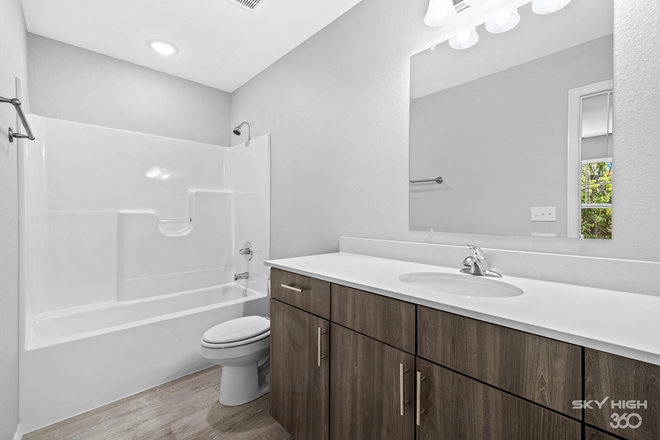 Bathroom - Luxury Living at Its Finest! Brand New Duplex in Rupple Meadows Available Early August Rental