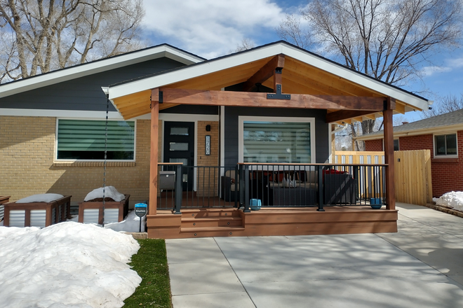 Streetside View - Remodeled rental close to Anschutz & Downtown Denver