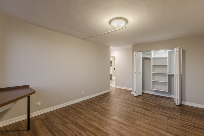 Park Michigan Renovated Unit 2019 - Limited Availability