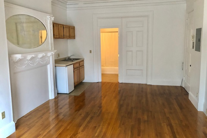 STUDIO - SUN SPLASHED & RENOVATED STUDIO WITH HARDWOOD FLOORS AT 1061 BEACON STREET AVAILABLE 9/1/2021 Apartments