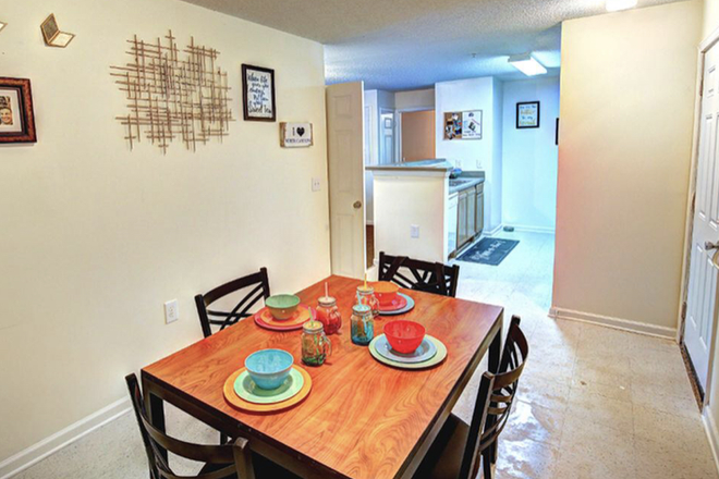 example of dining area - Catamount Peak Apartments