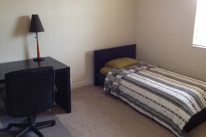 bedroom 1 - ROOM FOR RENT IN TOWNHOME  - FIU-UNIV MIAMI