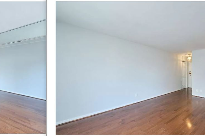 Living Area - Avail. Now -Freshly Painted Nice Studio Apt. for Rent with Assigned Off-Street Parking Spot in