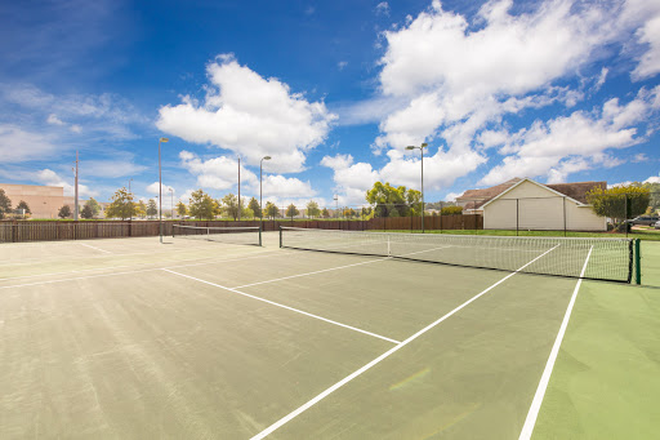 Tennis courts - Laurel Park - Conveniently located in Flowood with a $25 monthly discount! Apartments