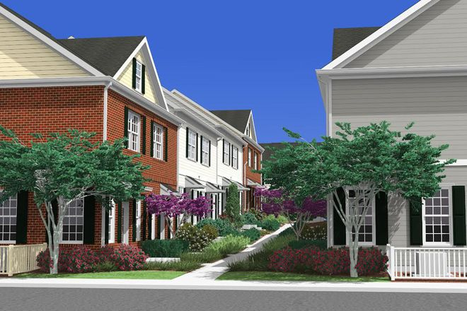 2 Story Design Townhomes