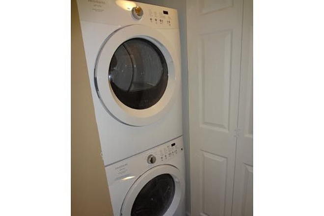 New Washer/Dryer