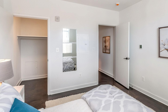 Original, select features have been carefully preserved for their warmth and charm and paired with contemporary, modern elements designed for comfortable living. - Dominion Apartments
