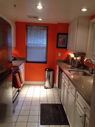 Galley Kitchen - Dupont Circle 2bdrm/2bathrm Apt