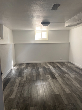 Living room - Remodeled 1 bedroom apartment available now