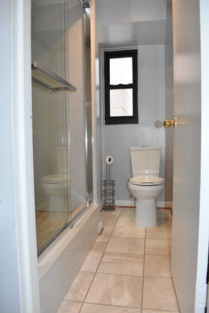 Bathroom - Renovated Foggy Bottom Studio Apartment- GREAT LOCATION