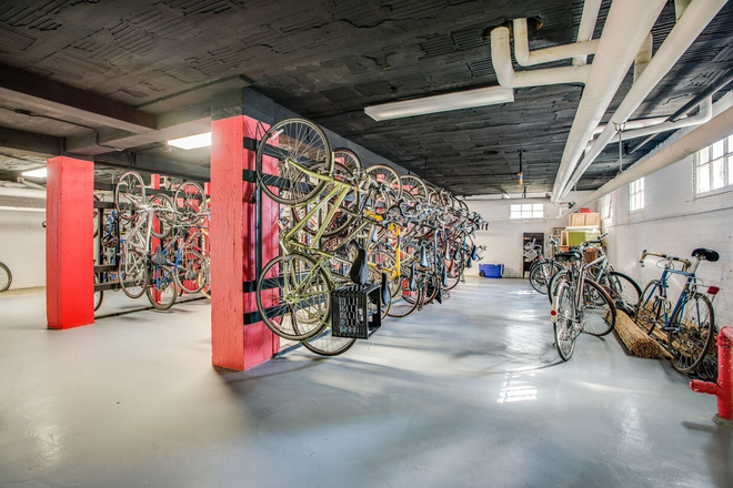 Kew Gardens Bike Room