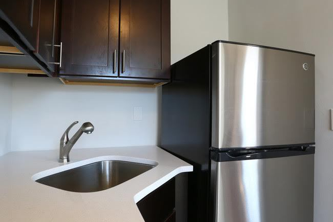 New Kitchen Appliances - Chester Plaza- Renovated Studio close to Campuses and Public Transit Apartments