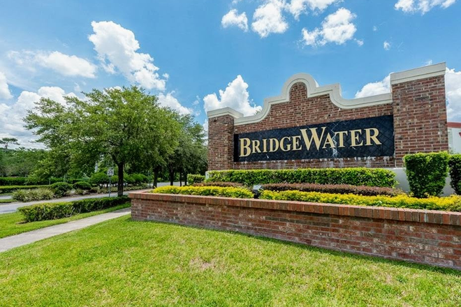Entrance - Rosemead Cove, Bridgewater, close to Waterford Lakes, E. Colonial Drv, 10 minutes to UCF Main Campus Rental