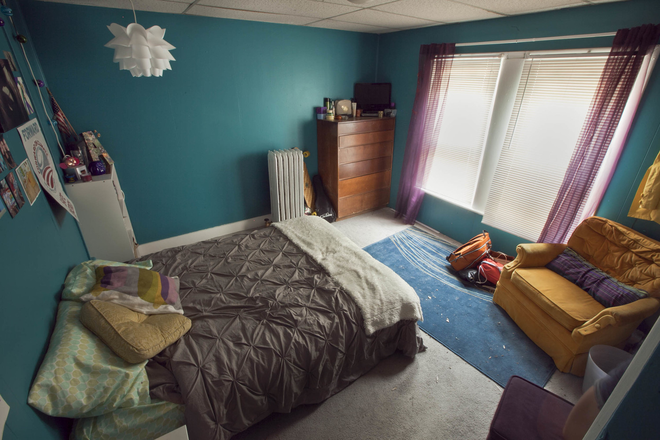 bedroom - New Community Cooperative Housing Rental