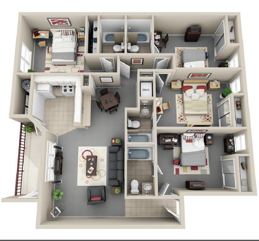 Apartments For Rent In Alafaya Orlando Fl: University Of Central Florida
