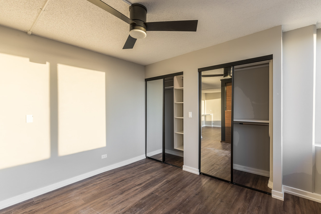 Park Michigan Renovated Convertible Unit 2019 - Limited Availability