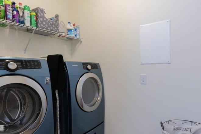 washer and dryer in the unit - Private room and bath, $500, bills included Townhome