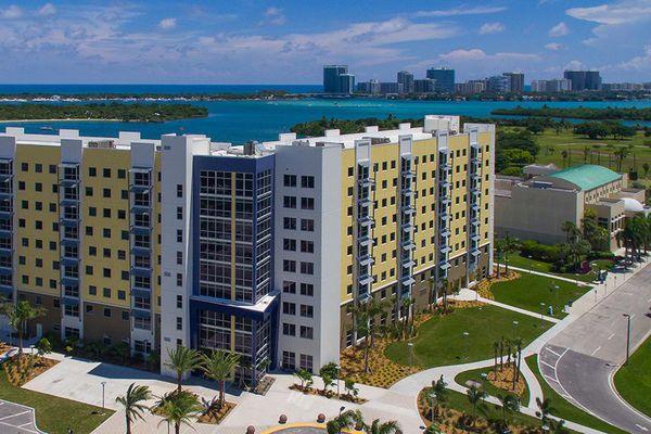 Biscayne Bay Campus Map.Florida International University Off Campus Housing Search