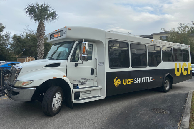 UCF Shuttle Services