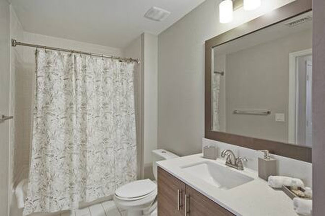 Bathroom - Gorgeous Dadeland Condo