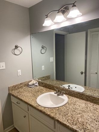master bathroom - Townhouse close to UMMC campus/Hospital and St Dominic Hospital